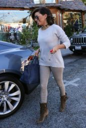 Eva Longoria - Out in Los Angeles 12/31/2015