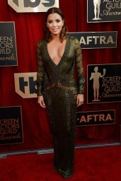Eva Longoria – SAG Awards 2016 at Shrine Auditorium in Los Angeles
