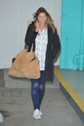 Ferne McCann - at the ITV Studios in London 1/6/2016