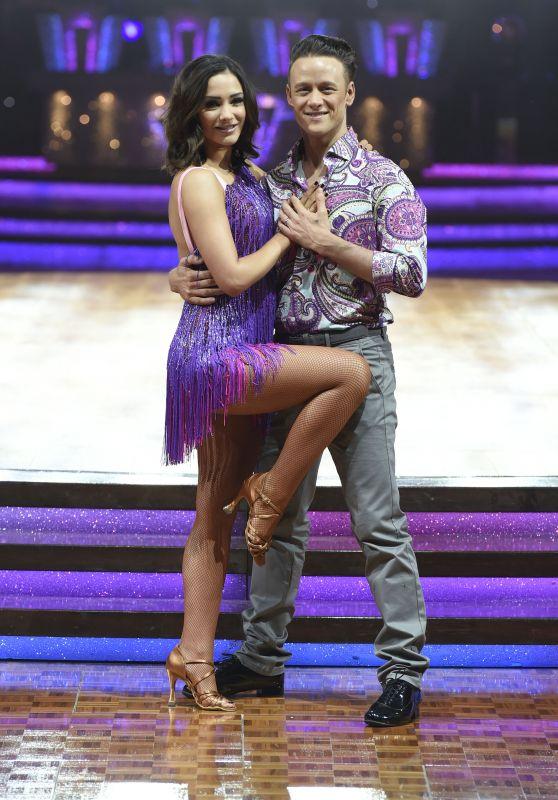 Frankie Sandford - Strictly Come Dancing, Barclaycard Arena - Birmingham, January 2016