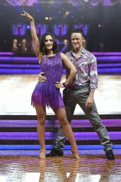 Frankie Sandford - Strictly Come Dancing, Barclaycard Arena - Birmingham, January 2016