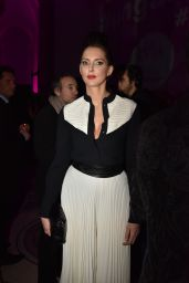 Frederique Bel – 50th Anniversary Of Emanuel Ungaro in Paris 1/26/2016