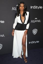 Gabrielle Union – InStyle And Warner Bros. 2016 Golden Globe Awards Post-Party in Beverly Hills