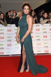 Gemma Atkinson - 2016 National Television Awards in London