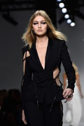 Gigi Hadid  – Versace Spring Summer 2016 Show – Paris Fashion Week