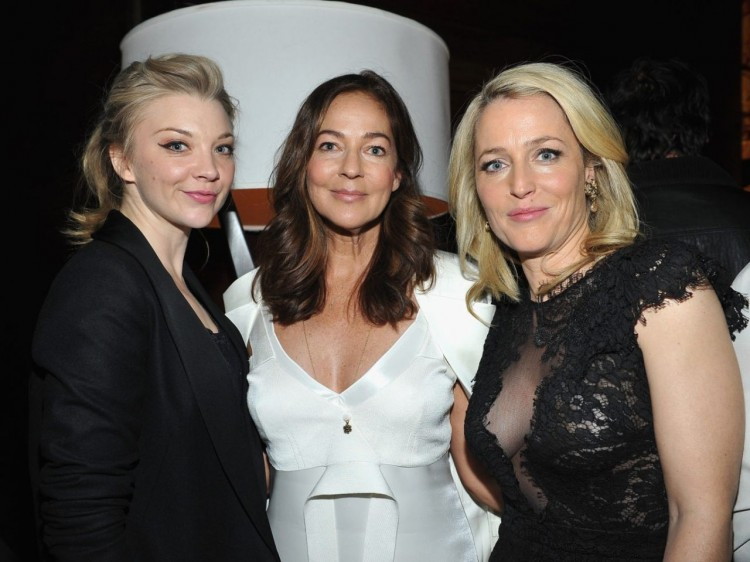 gillian-anderson-katie-holmes-and-natalie-dormer-boa-steakhouse-in-west-hollywood-january-2016-4