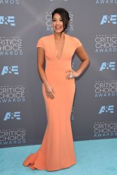 Gina Rodriguez – 2016 Critics' Choice Awards in Santa Monica
