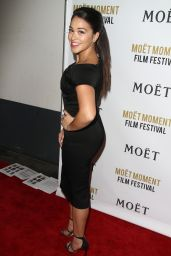 Gina Rodriguez – Moet And Chandon Celebrates 25 Years At The Golden Globes in West Hollywood, January 2016