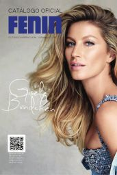Gisele Bundchen - Fenin Magazine Brazil Fall Winter 2016 Issue