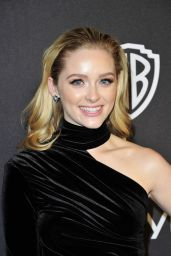 Greer Grammer - InStyle And Warner Bros. 2016 Golden Globe Awards Post-Party in Beverly Hills