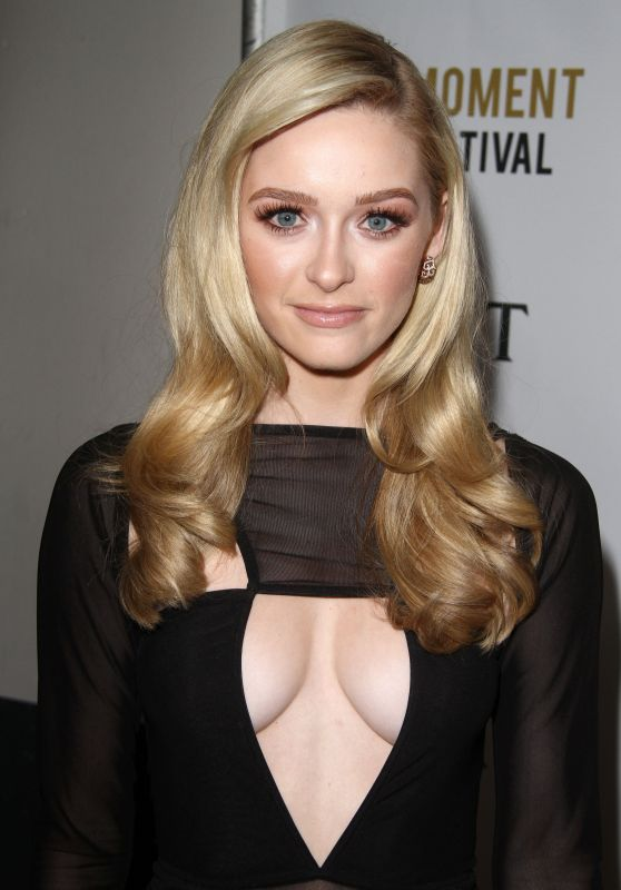 Greer Grammer - Moet And Chandon Celebrates 25 Years At The Golden Globes in West Hollywood, January 2016