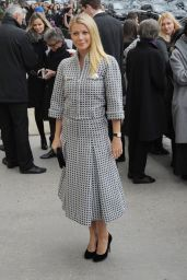 Gwyneth Paltrow - Chanel Haute Couture Spring Summer 2016 Fashion Show in Paris