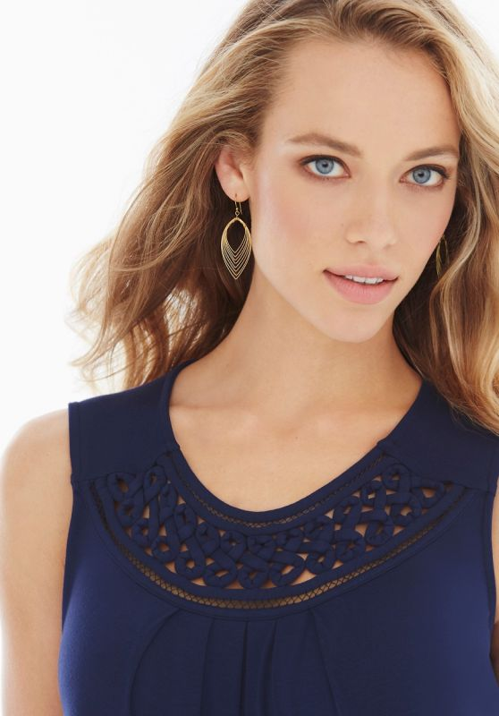 Hannah Ferguson - Soma Collection 2016 Photo Shoot