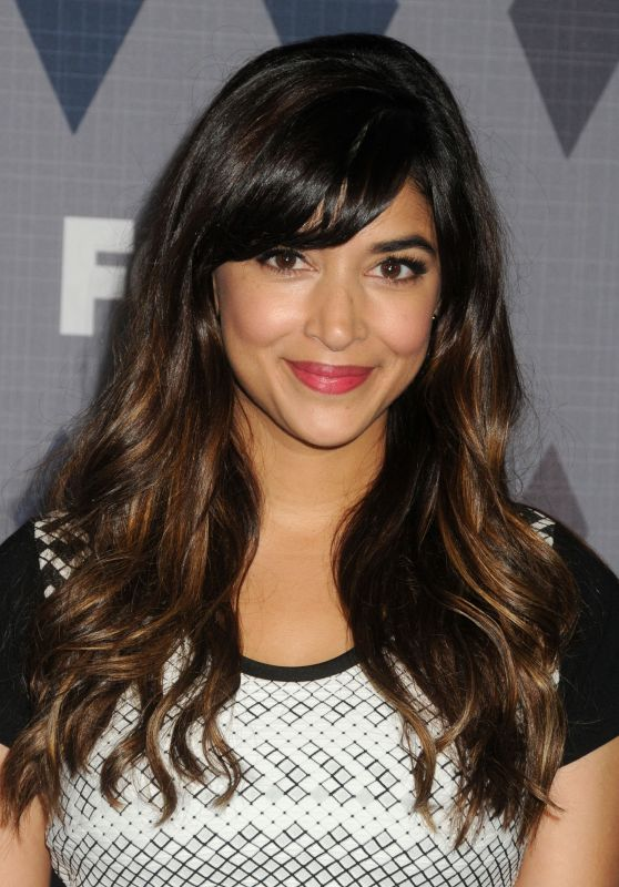 Hannah Simone - Fox TCA Winter 2016 All-Star Party in Pasadena