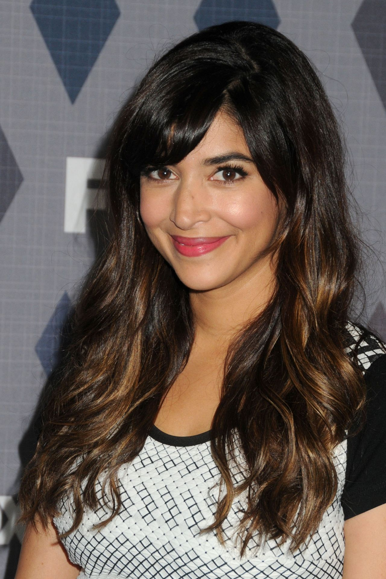 Hannah Simone Fox Tca Winter 2016 All Star Party In Pasadena