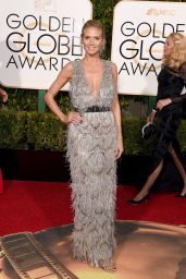 Heidi Klum – 2016 Golden Globe Awards in Beverly Hills