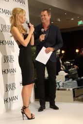 Heidi Klum at David Jones Store in Sydney 1/28/2016