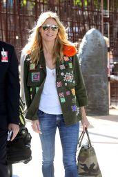 Heidi Klum - Street Style - Out in Sidney 1/20/2016
