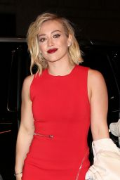 Hilary Duff - Younger AOL BUILD Speaker Series in New York City 1/13/2016
