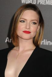 Holliday Grainger – 'The Finest Hours' Premiere in Los Angeles