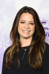 Holly Marie Combs - Hallmark Channel Movies And Mysteries Winter 2016 TCA Press Tour in Pasaden