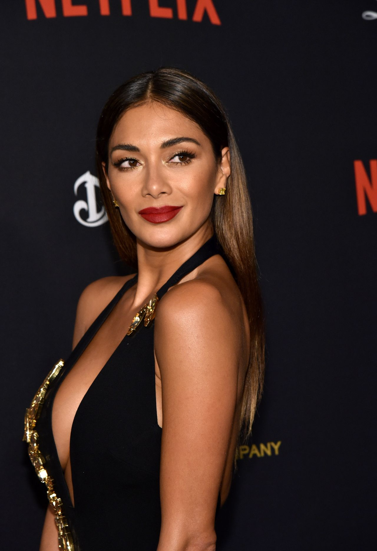 Nicole Scherzinger – The Weinstein Company and Netflix Golden Globe ...