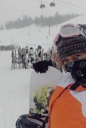 India & Crystal Westbrooks - Winter Vacation, January 2016