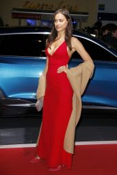 Irina Shayk - AUDI Night 2016 in Kitzbuehel in Austria