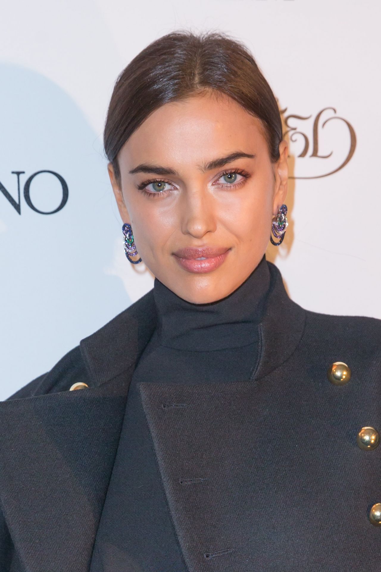 Irina Shayk De Grisogono Photocall In Paris January 2016