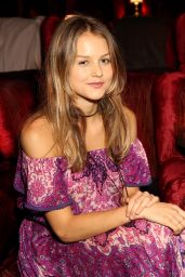 Isabelle Cornish -