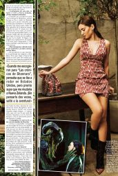 Ivana Baquero - HOLA Magazine Spain January 2016 Issue