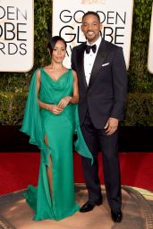 Jada Pinkett Smith – 2016 Golden Globe Awards in Beverly Hills
