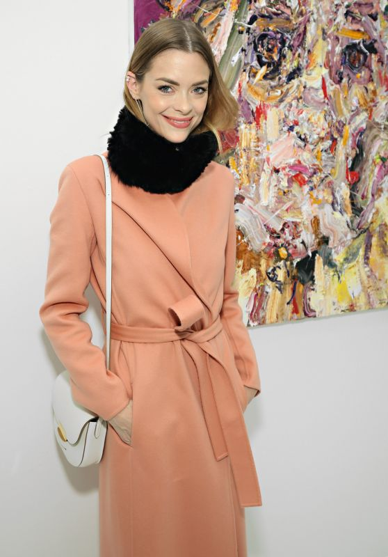 Jaime King - Voyeur by Vanessa Prager Hosted by Fred Armisen in NYC, January 2016
