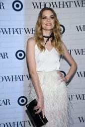 Jaime King - Who What Wear x Target Launch Party in NYC 1/27/2016