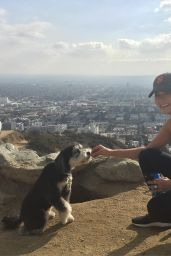 Jamie Chung – Twitter and Instagram Personal Pics January 16-20 2016