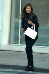 Jamie Lynn Sigler - Out in Beverly Hills 1/25/2016