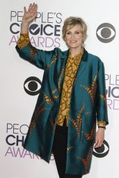 Jane Lynch – 2016 People's Choice Awards in Microsoft Theater in Los Angeles