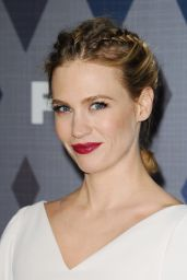 January Jones - Fox TCA Winter 2016 All-Star Party in Pasadena