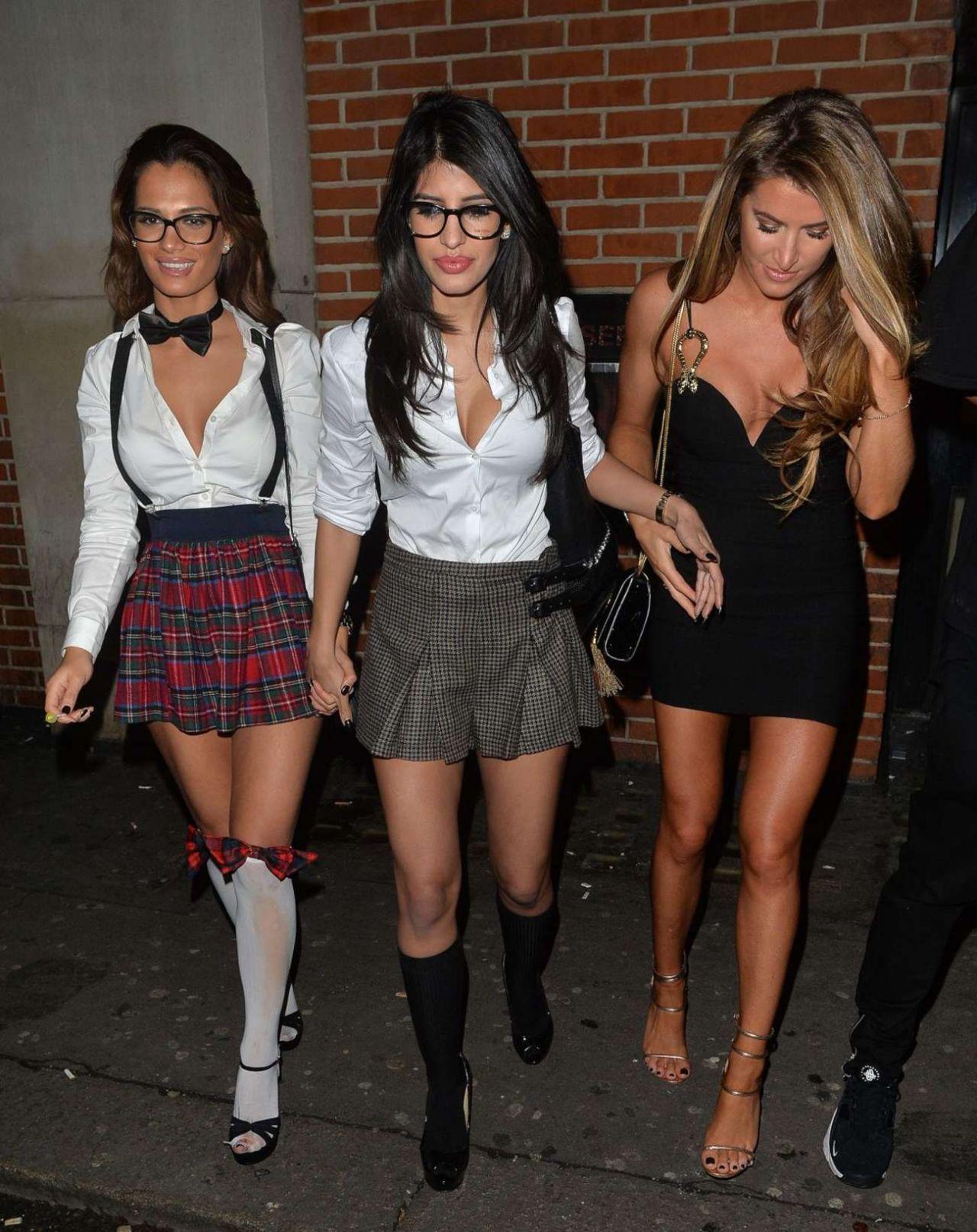 Skirt In Club 28