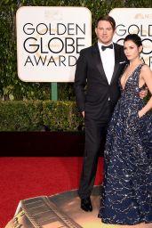 Jenna Dewan Tatum – 2016 Golden Globe Awards in Beverly Hills