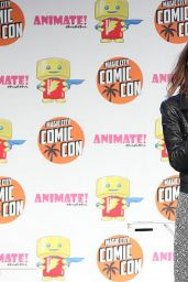 Jenna Louise Coleman - Magic City Comic Con in Miami, January 2016