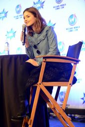 Jenna-Louise Coleman - Wizard World Comic-Con in New Orleans, January 2016