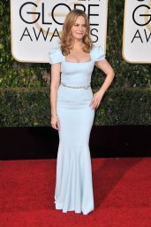 Jennifer Jason Leigh – 2016 Golden Globe Awards in Beverly Hills