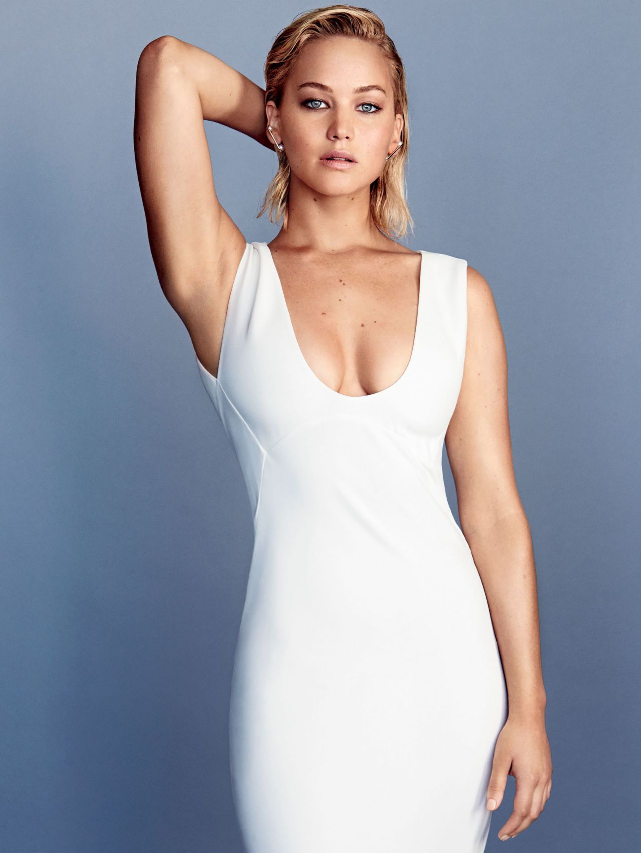 Jennifer Lawrence - Glamour Magazine February 2016 Cover -7304