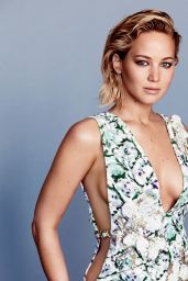 Jennifer Lawrence - Glamour Magazine February 2016 Cover and Photos