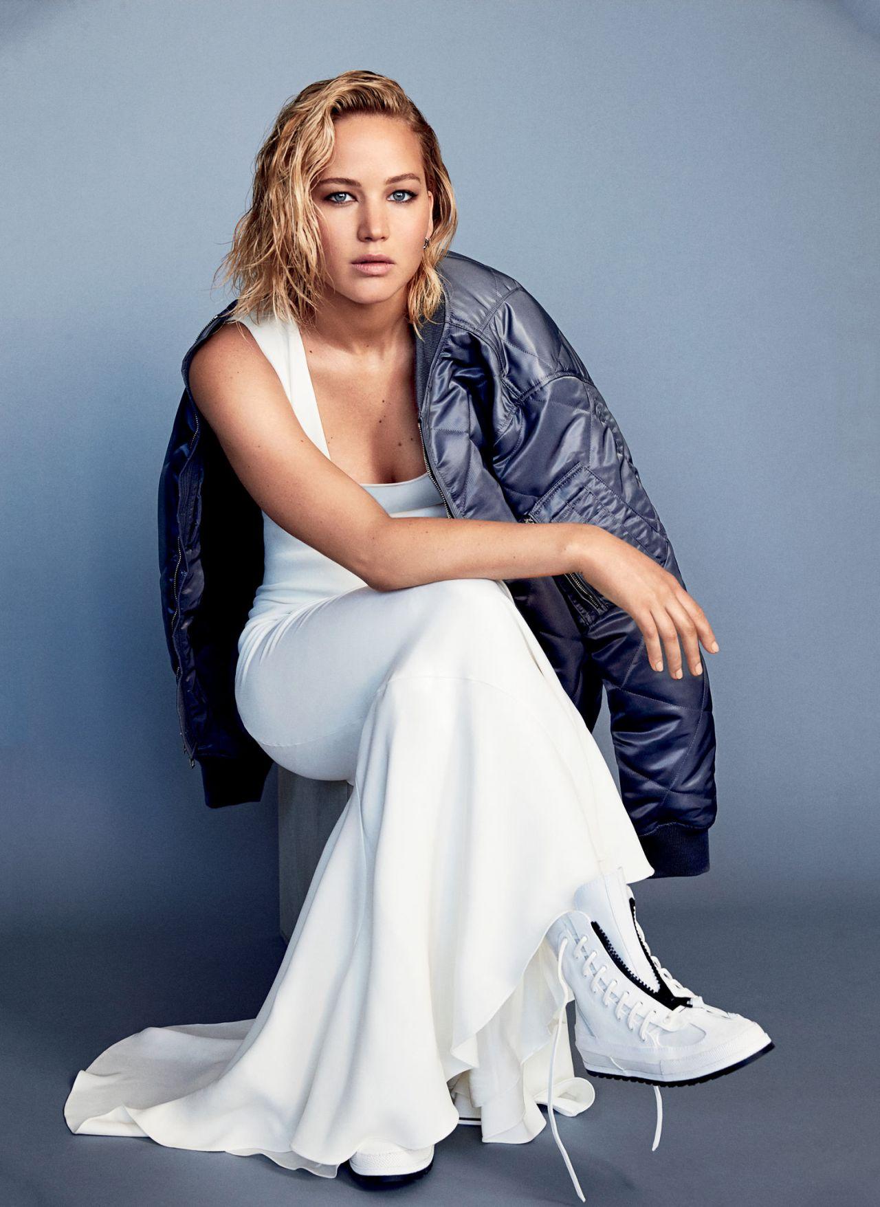 Jennifer Lawrence - Glamour Magazine February 2016 Cover -3848