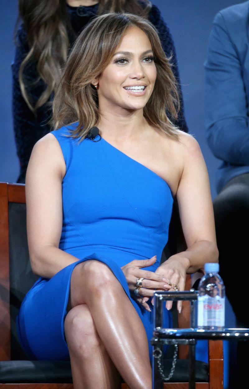 Jennifer Lopez - 2016 Winter TCA Tour in Pasadena, Day 9  Jennifer Lopez ...