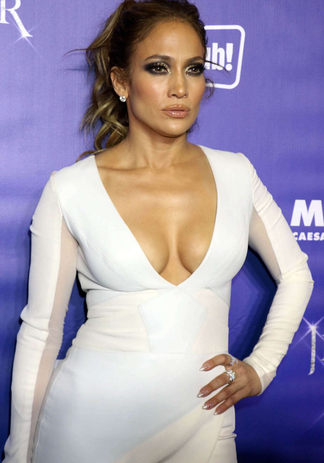 Jennifer Lopez – 'All I Have' Residency After Party in Las ...