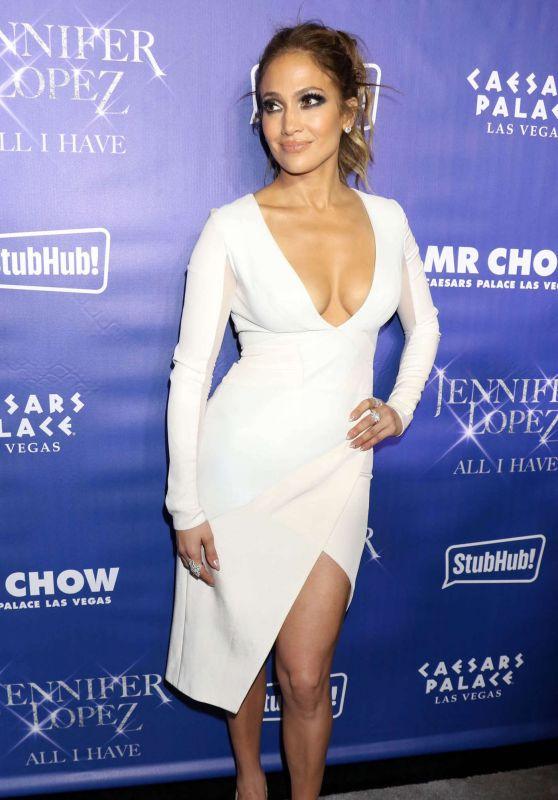 Jennifer Lopez – 'All I Have' Residency After Party in Las Vegas, January 2016