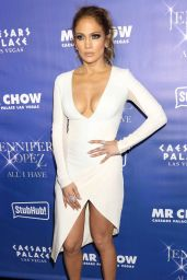 Jennifer Lopez – 'All I Have' Residency After Party in Las Vegas, January 2016